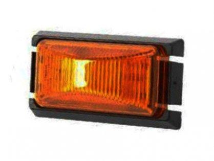Orange side lights